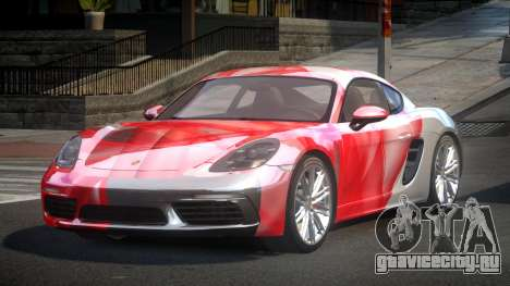 Porsche 718 U-Style S6 для GTA 4