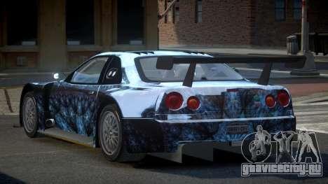 Nissan Skyline R34 US S8 для GTA 4