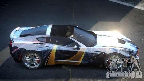 Chevrolet Corvette BS Z51 S8 для GTA 4