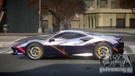 Ferrari F8 BS-R S1 для GTA 4