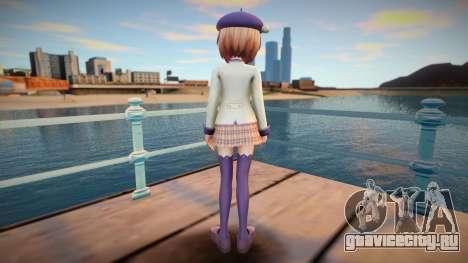 Megatagmesion Neptunia v1 для GTA San Andreas