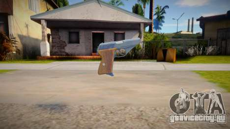 RE2: Remake - Broom Hc для GTA San Andreas