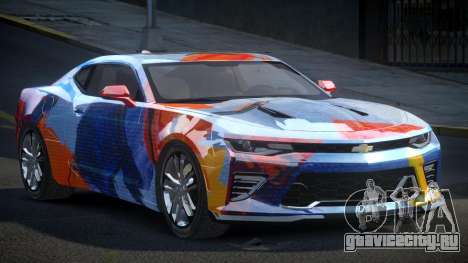 Chevrolet Camaro GS-R S3 для GTA 4