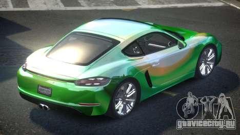 Porsche 718 U-Style S1 для GTA 4