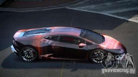 Lamborghini Huracan GST S8 для GTA 4