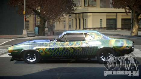 Plymouth Cuda SP Tuning S3 для GTA 4