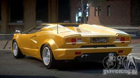 Lamborghini Countach GST-S для GTA 4