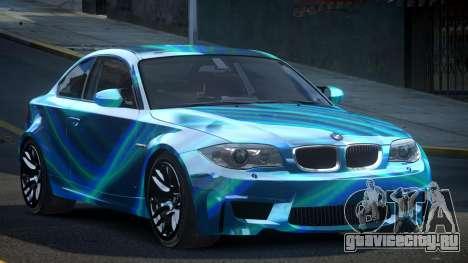 BMW 1M E82 SP Drift S3 для GTA 4