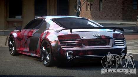 Audi R8 ERS S3 для GTA 4