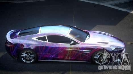 Aston Martin Vanquish iSI S10 для GTA 4