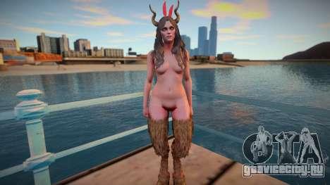 Succubus Nude для GTA San Andreas