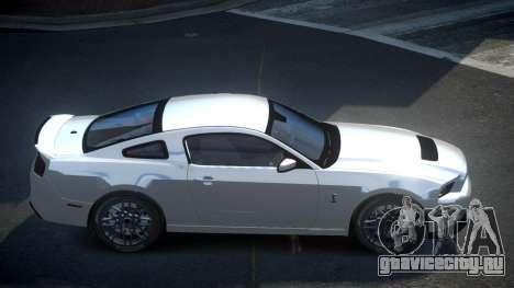 Shelby GT500 GST-U для GTA 4