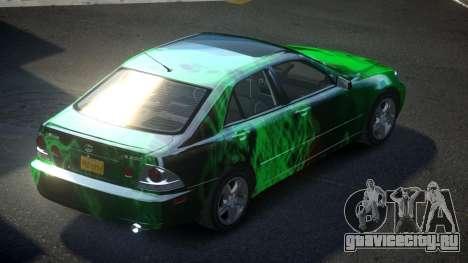Lexus IS300 U-Style S6 для GTA 4
