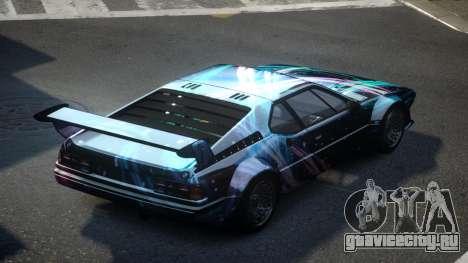 BMW M1 IRS S2 для GTA 4