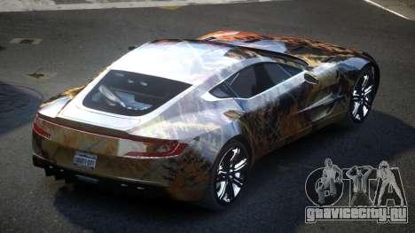 Aston Martin BS One-77 S4 для GTA 4