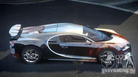 Bugatti Chiron BS-R S3 для GTA 4