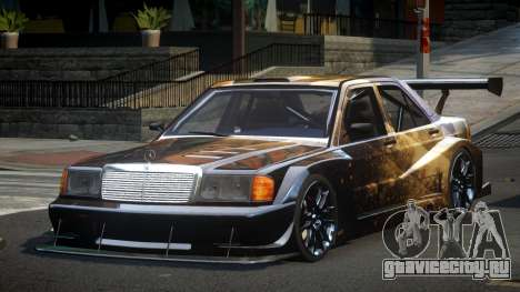 Mercedes-Benz 190E GST-U S2 для GTA 4