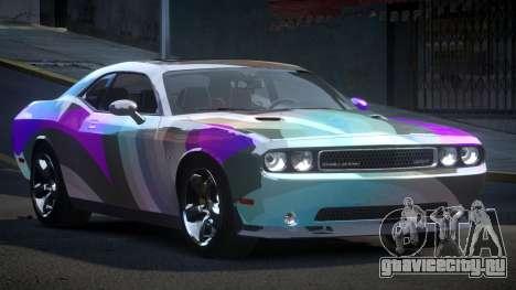 Dodge Challenger SP 392 S5 для GTA 4