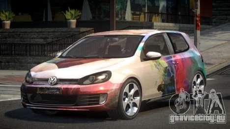 Volkswagen Golf GST S1 для GTA 4