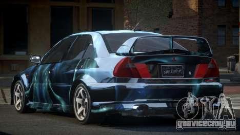 Mitsubishi Lancer VI U-Style S8 для GTA 4