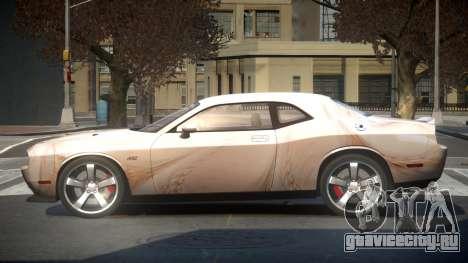 Dodge Challenger SRT GS-U S8 для GTA 4