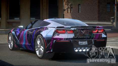 Chevrolet Corvette BS Z51 S7 для GTA 4