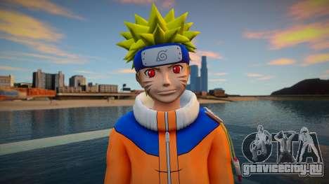 Naruto Kyuubi Chakra для GTA San Andreas