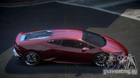 Lamborghini Huracan GST для GTA 4