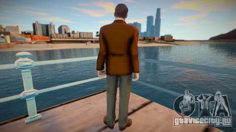 Tommy Angelo (from Mafia 1 Definitive Edition) для GTA San Andreas