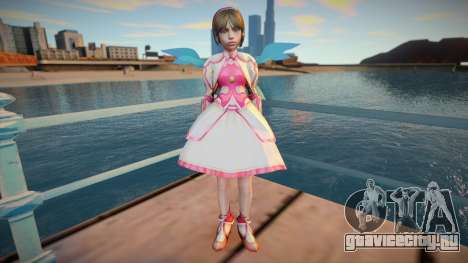 Sherry Birkin Fairy для GTA San Andreas