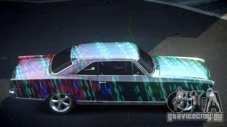 Chevrolet Nova PSI US S9 для GTA 4