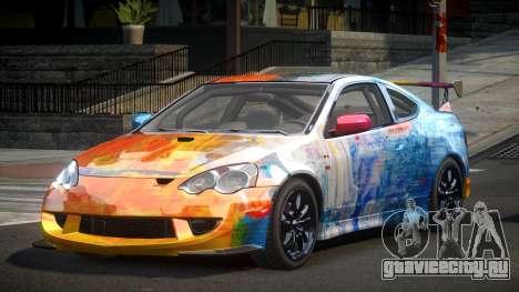 Honda Integra SP S1 для GTA 4