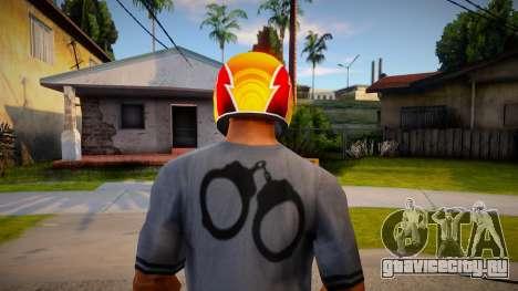 Мотоциклетный шлем для GTA San Andreas