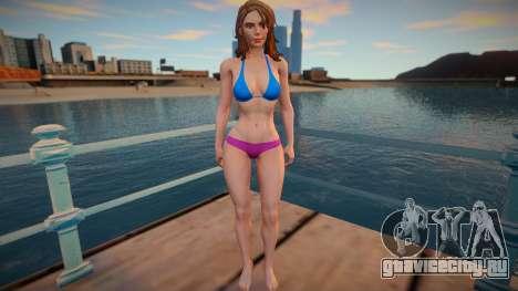 Diana Prince для GTA San Andreas