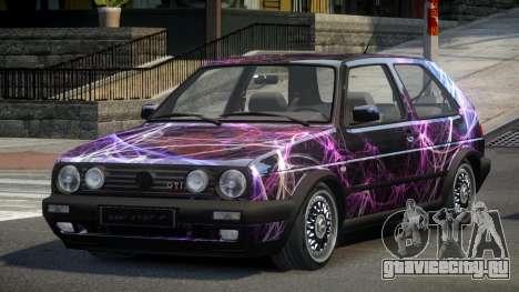 Volkswagen Golf SP-U S2 для GTA 4