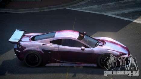 Ascari A10 BS-U S6 для GTA 4