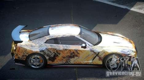 Nissan GT-R GS-S S4 для GTA 4