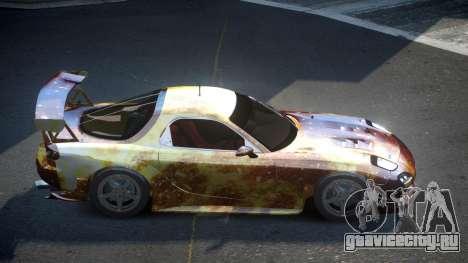 Mazda RX-7 iSI S6 для GTA 4