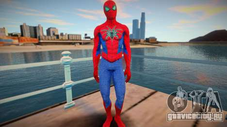 Spider Armor Mark 4 v2 для GTA San Andreas
