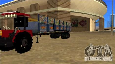 Punjabi trailer by harinder mods для GTA San Andreas