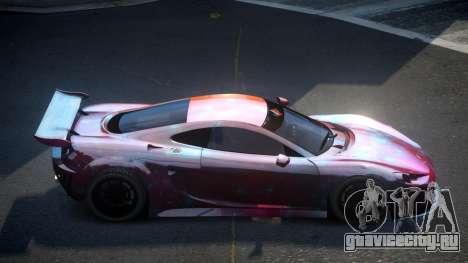 Ascari A10 BS-U S2 для GTA 4