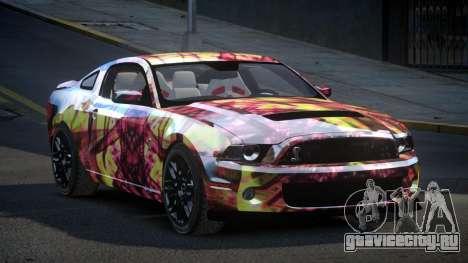 Shelby GT500 GST-U S4 для GTA 4