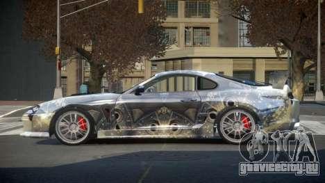 Toyota Supra iSI S7 для GTA 4