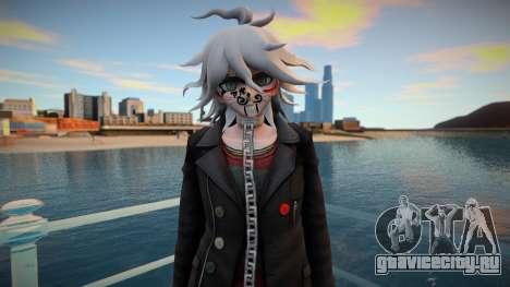 Nagito Komaeda (The Servant) v2 для GTA San Andreas