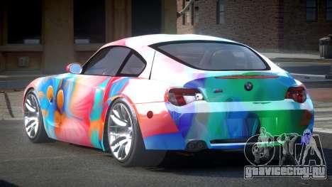 BMW Z4 U-Style S8 для GTA 4