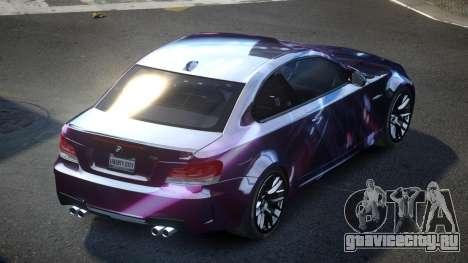 BMW 1M E82 SP Drift S5 для GTA 4