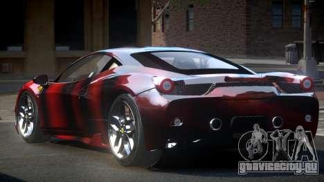 Ferrari 458 SP U-Style S9 для GTA 4