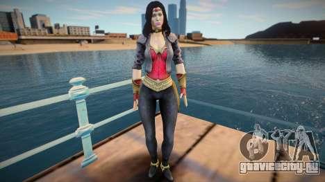 Wonder Woman (skin) для GTA San Andreas