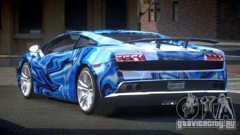 Lamborghini Gallardo SP-Q S9 для GTA 4