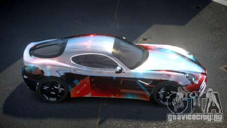 Alfa Romeo 8C US S1 для GTA 4